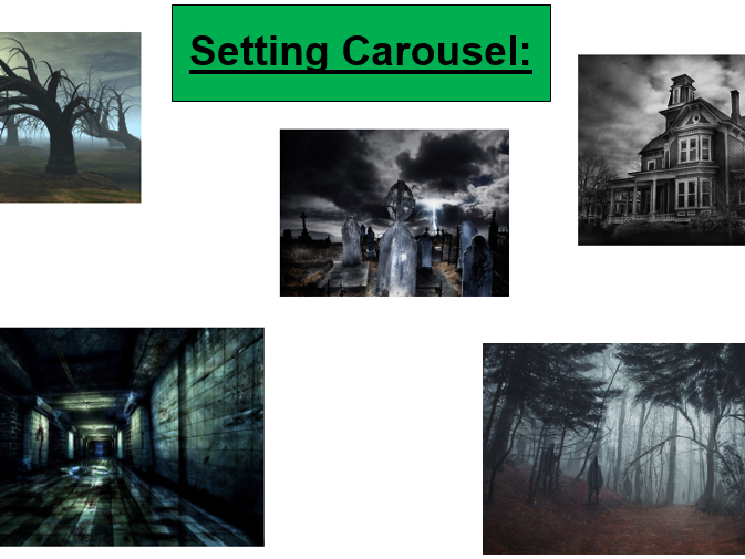 Full Gothic Writing Scheme | 10+ Lessons!