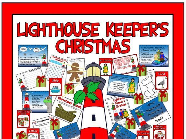 LIGHTHOUSE KEEPER'S CHRISTMAS