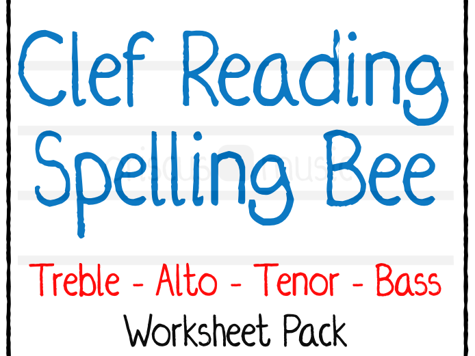 Clef Reading Spelling Bee