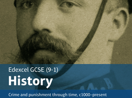 GCSE 9-1 Edexcel History Crime and Punishment Through Time Notes : Guaranteed 9/8/A*