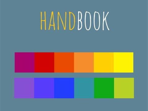 How to Paint with Acrylics HANDBOOK for the Absolute Beginner / ebook