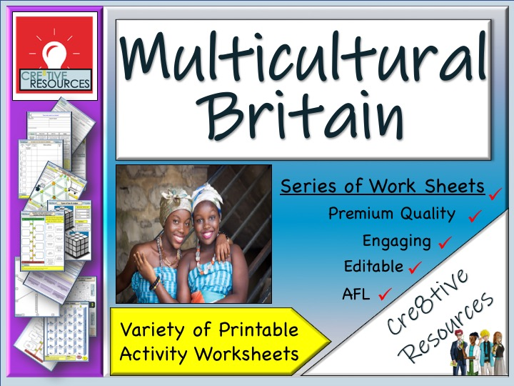 Multicultural Britain - Home learning