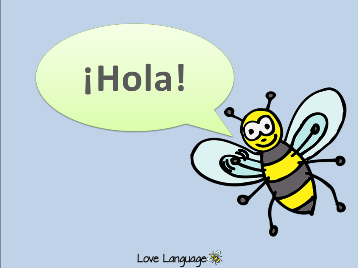 Greetings in Spanish Bundle
