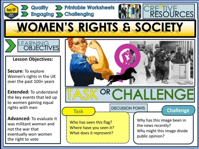 Women Society + Rights