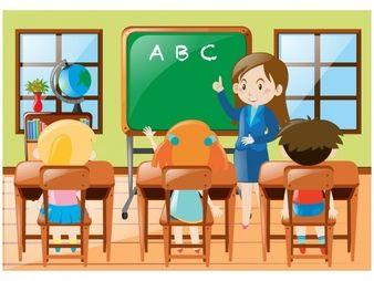 En Classe - Activity - KS3 - French