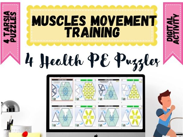 Movement and Training Digital Puzzles