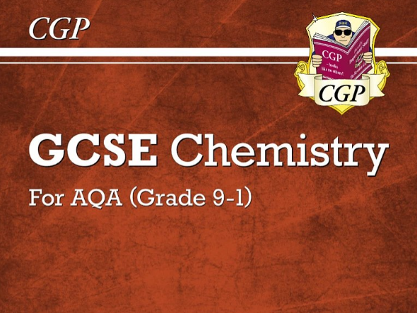 Chemistry AQA GCSE complete PAPER 1