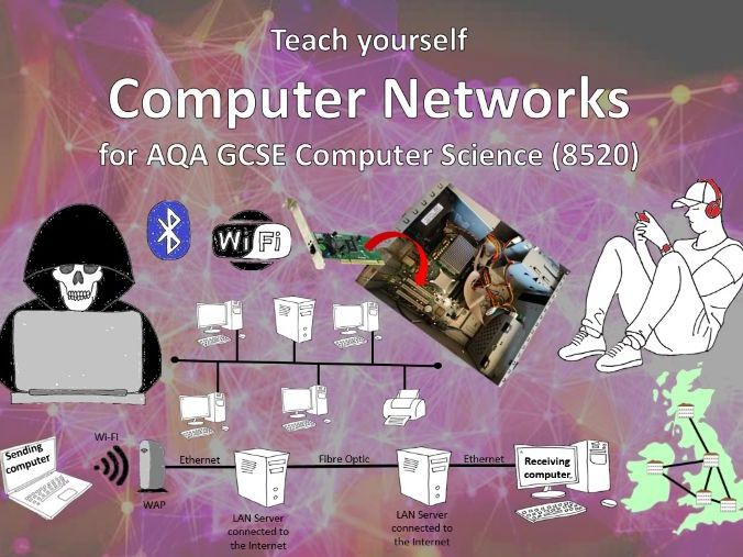 Computer Networks GCSE revision student workbook