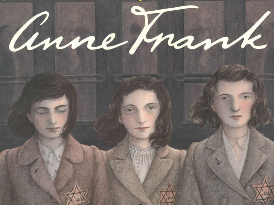 Anne frank reading lessons Year 4, 5 and 6