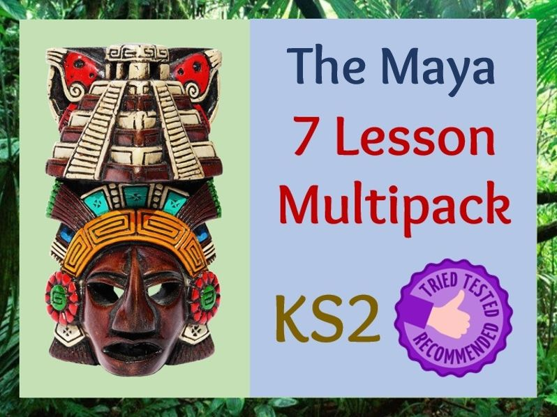The Maya 7 Lesson Multipack + additional WOW Morning Carousel!