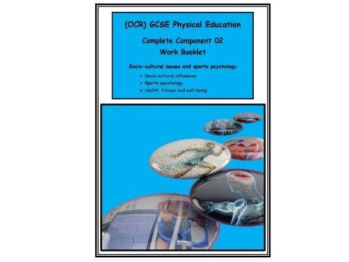 OCR GCSE PE (9-1) - Component 02 -Complete Homework Booklet