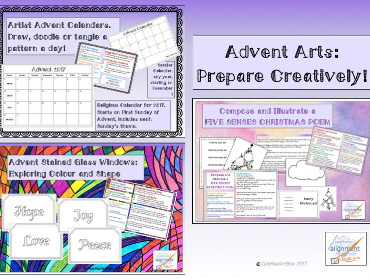 Advent Arts