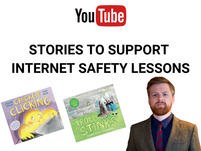 SAFER INTERNET STORIES & RHYMES | EYFS & KS1