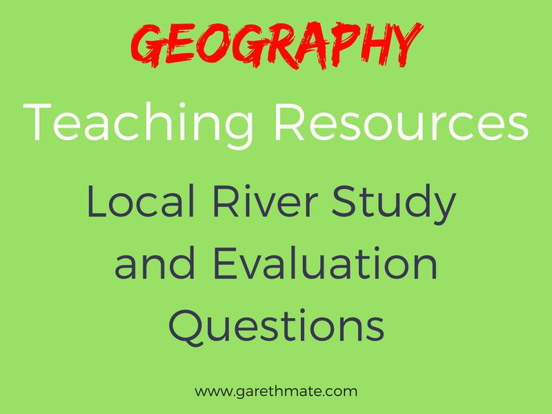 A Local River Study