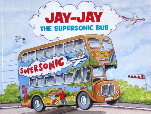 'Jay-Jay the supersonic Bus' - A Bus story - Transport topic KS1
