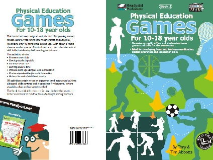Physical Education Games Book 3 -  Games and Activities for 10-18 year olds