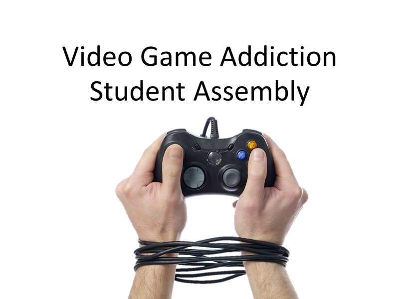E Safety Series #2 - Video Game Addiction (Assembly for Secondary School Students)