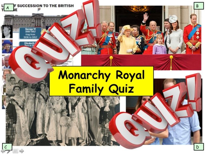 Monarchy Quiz . Royal Wedding.