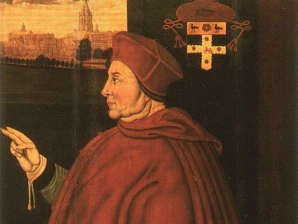 Cardinal Wolsey and religion bundle