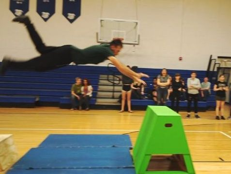 KS3 Parkour Resources and Lesson Plans