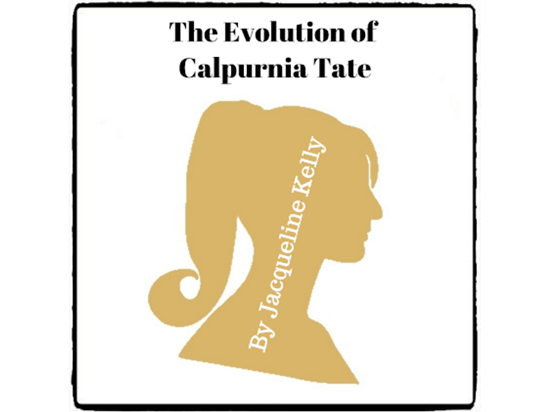 setting of the evolution of calpurnia tate essay A teacher's guide to the calpurnia tate books  characters and to create a situation that would be true to the setting  present both their essay and graphic.