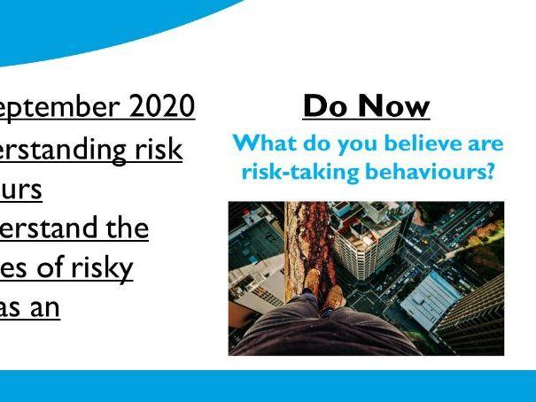 Understanding Risk and Behaviours