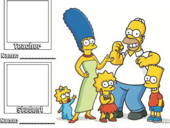 Art - The Simpsons