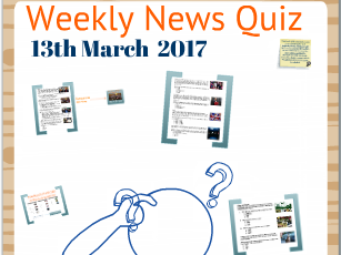 Weekly News Quiz  13/03/17 (Full Prezi Version)