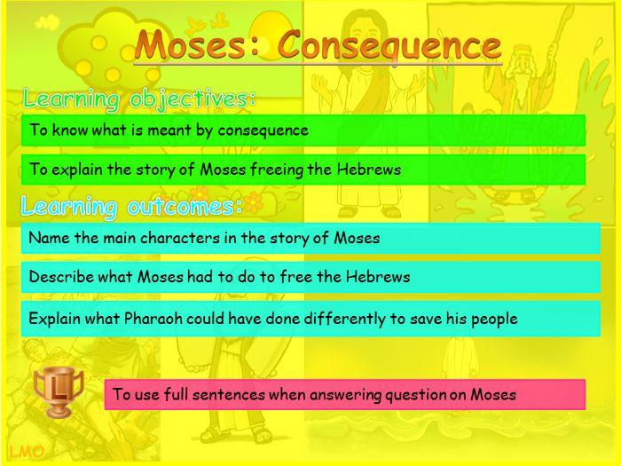 Abrahamic Religious Key Figures: Moses