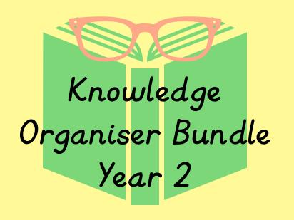 Year 2 Knowledge Organisers