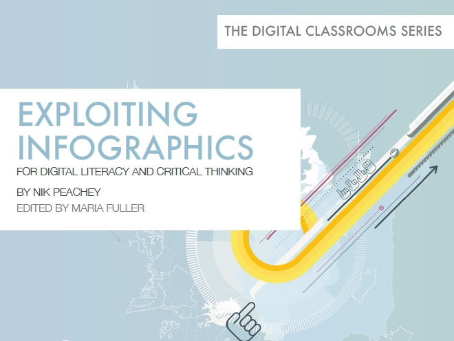 Exploiting Infographics - For Digital Literacy & Critical Thinking