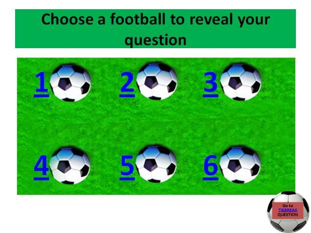 The football World Cup Assembly or Tutor Time activity - including interactive team quiz