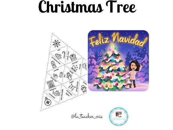 Tarsia Christmas Tree