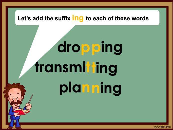 Double Consonants (Y4)
