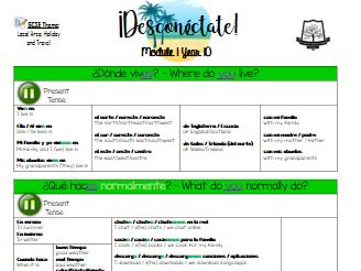 KO Module 1 Year 10 - Viva Edexcel
