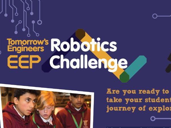 Tomorrow's Engineers EEP Robotics Challenge