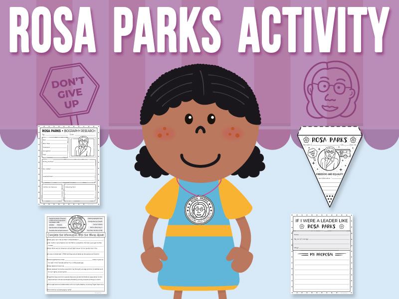 Rosa Parks - Activity