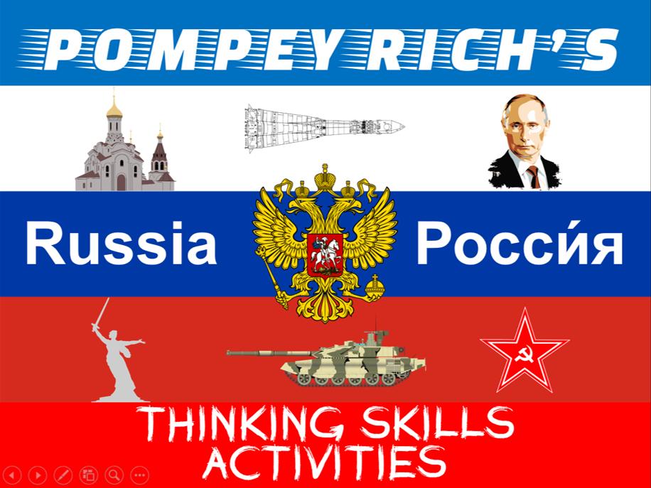 Russia Thinking Skills