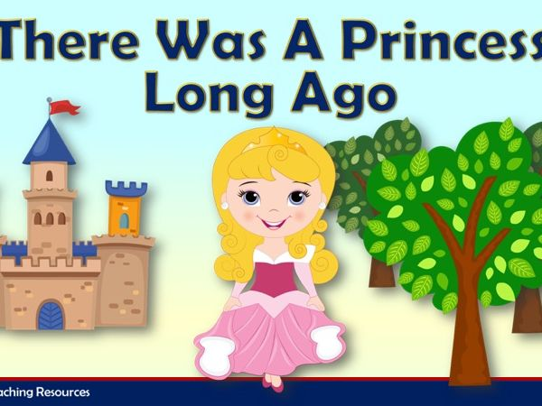 There Was A Princess Long Ago
