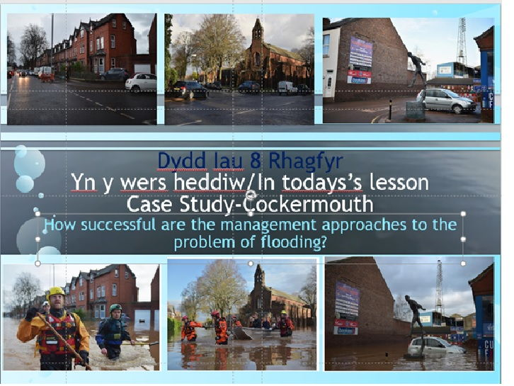 How successful are the management approaches to the problem of flooding?