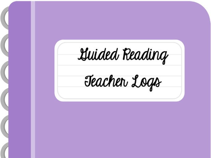 Guided Reading Log Book