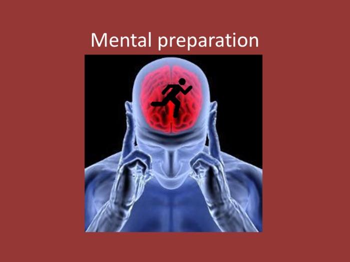 GCSE PE Sport Psychology (Mental Preparation)