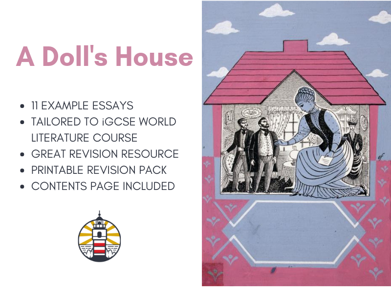 A Doll's House - 11 Example Essays