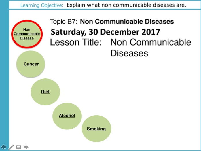 New specification 2016 ks3 and gcse atoms atomic structure and recommended resources aqa gcse b7 non communicable disease l1 non communicable diseases urtaz Gallery