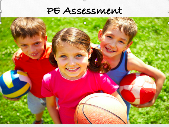PE Statement Based Assessment for Year 1 Children