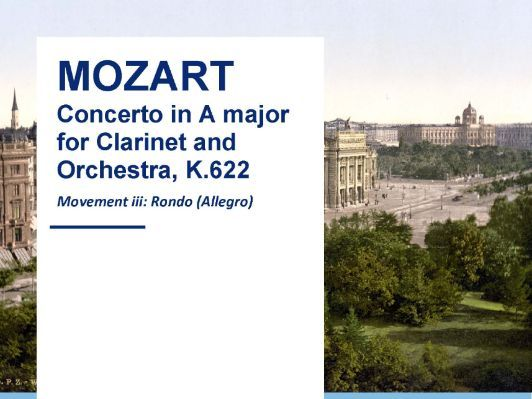 AQA MUSIC: Mozart Clarinet Concerto