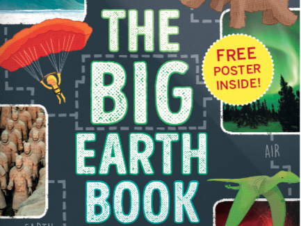 Lonely Planet Kids The Big Earth Book Activity Sheet