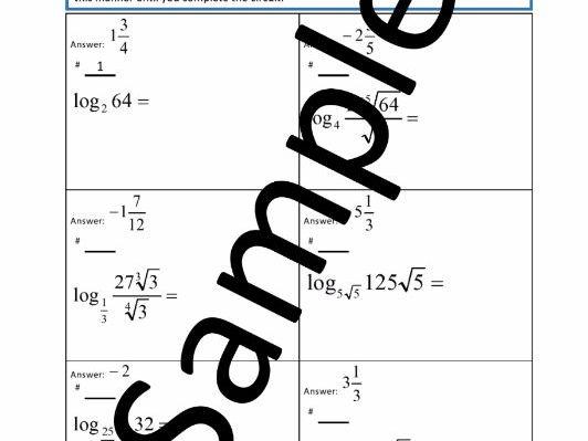 Logarithms – Circuit Training