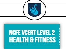 NCFE V Certs Health and Fitness Unit 1 Complete Student WorkBook