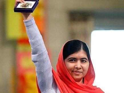 Speeches - Malala Yousafzai 'Nobel Lecture'